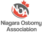 Niagara Ostomy Association mobile logo
